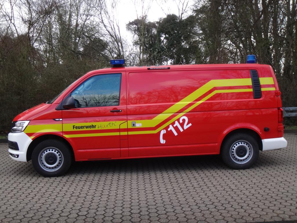 Feuerwehr Hürth Einsätze